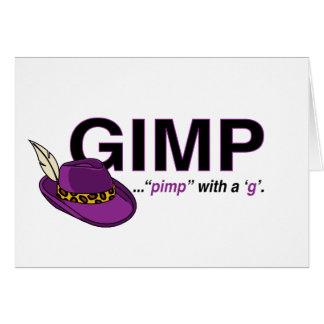 Gimp Pimp Cards