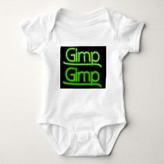 Gimp Sign Baby Bodysuit