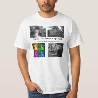 Gimpy L Mens T-shirt