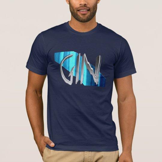 Gin Makes You Sin T-Shirt