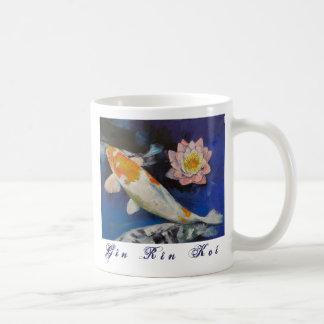 Gin Rin Koi Mug