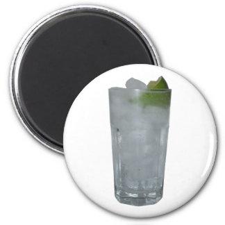 Gin Tonic Fridge Magnet