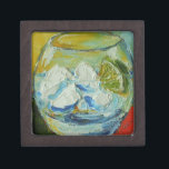 "Gin Tonic Gift Box<br><div class=""desc"">&#39;Gin Tonic&#39; is an oil painting by Paris Wyatt Llanso.</div>"