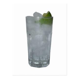 Gin Tonic Postcard