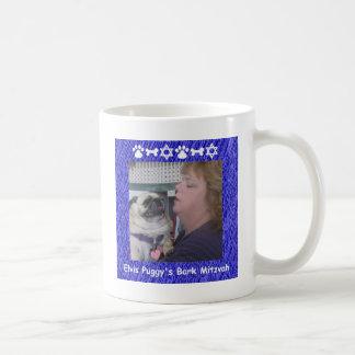 Gina and Molly Classic White Coffee Mug