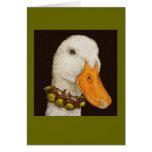 Gina la tarjeta del pato