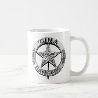 'Gina Rangers Coffee Mug