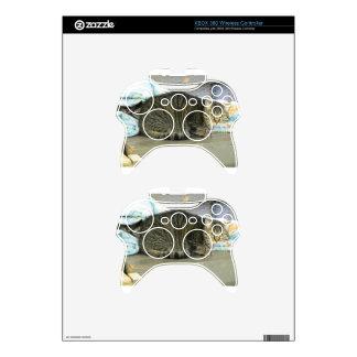 Gina Xbox 360 Controller Skins