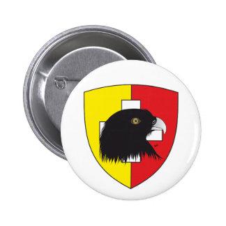 Ginebra, Genève Suiza Suisse Svizzera Button/ Pin Redondo De 2 Pulgadas