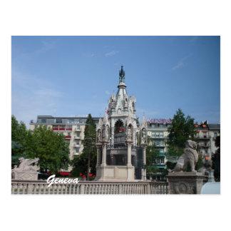 Ginebra, Suiza Postal
