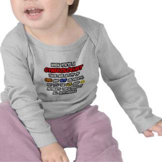 Ginecólogo. OMG WTF LOL Camisetas