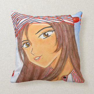 Ginessa Loves Tomatoes Pillow