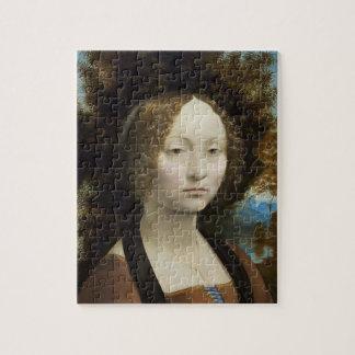Ginevra de Benci de Leonardo da Vinci