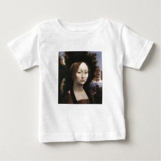Ginevra de' Benci de Leonardo da Vinci T Shirt