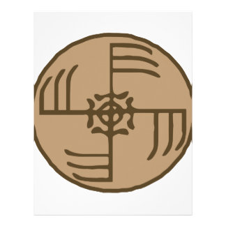 Ginfaxi Stave Sigil Letterhead