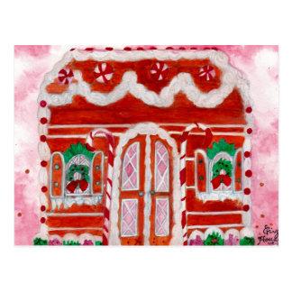 Ginga' House Postcard