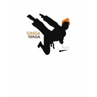 Ginga Ninja T Shirt shirt