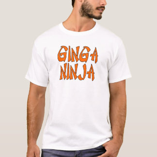 GINGA NINJA. T-Shirt