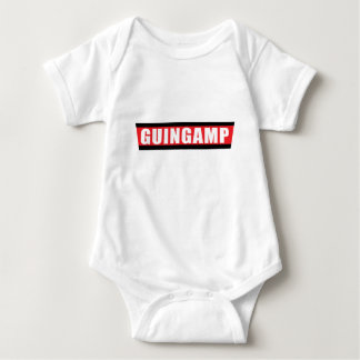 Gingamp Brittany football Baby Bodysuit