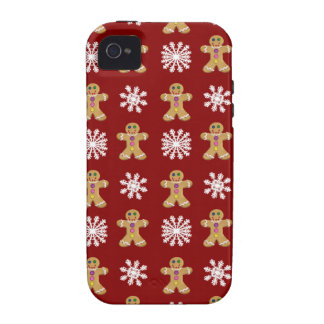 Ginger and Snow iPhone 4 Case
