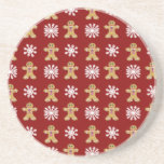 Ginger and Snow Drink Coaster