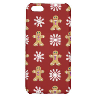 Ginger and Snow iPhone 5C Cases