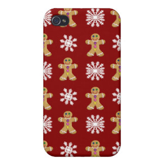 Ginger and Snow iPhone 4/4S Case