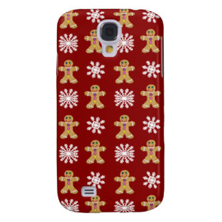 Ginger and Snow Samsung S4 Case