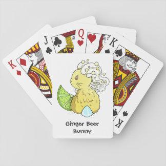 Ginger Beer Bunny Card Decks