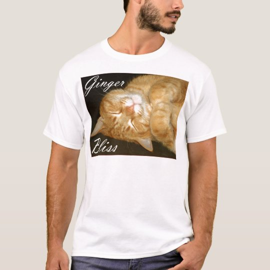 Ginger Bliss T-Shirt