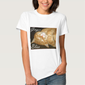Ginger Bliss Tshirts