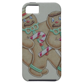 Ginger Bread Cookie Men iPhone 5 Cover