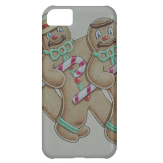 Ginger Bread Cookie Men Case For iPhone 5C