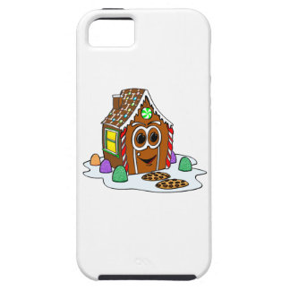 Ginger Bread House Cartoon iPhone SE/5/5s Case
