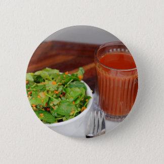 Ginger Carrot Tomato Dressing Watercress Salad Button