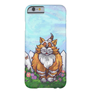 Ginger Cat Electronics Barely There iPhone 6 Case