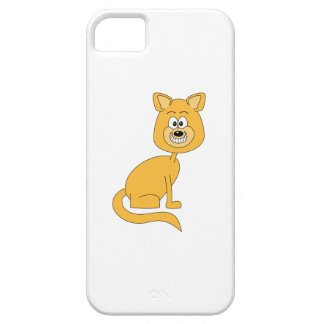 Ginger Cat. iPhone SE/5/5s Case