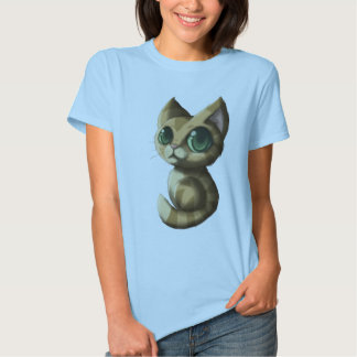 Ginger Cat T Shirts