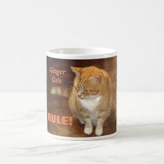 Ginger Cats Rule! Mug