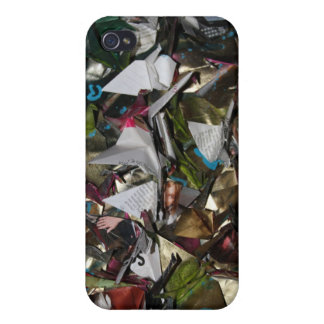 Ginger Che 1000 Origami Birds iPhone 4 Case