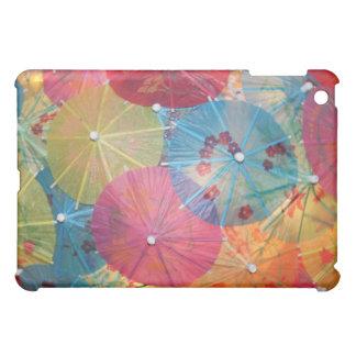 Ginger Che Cocktail Umbrellas iPad Case