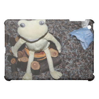 Ginger Che Frog Kiss iPad Case