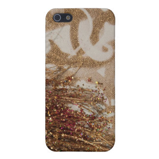 Ginger Che Gold Stencil II iPhone 4 Case
