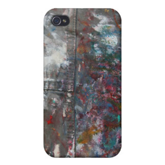 Ginger Che Painted Pants iPhone 4 Case