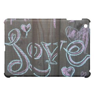 Ginger Che True Love Chalk Drawings II iPad Case