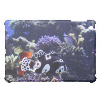 Ginger Che Under Sea Love II iPad Case
