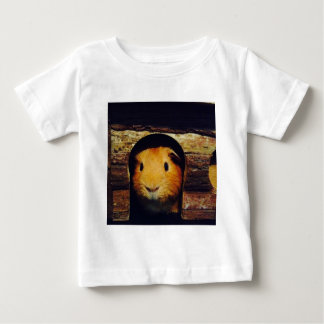 Ginger Guinea Pig Gifts Baby T-Shirt