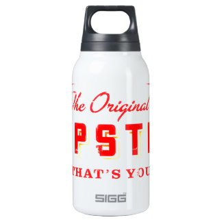 GINGER HIPSTER STYLE THERMOS BOTTLE
