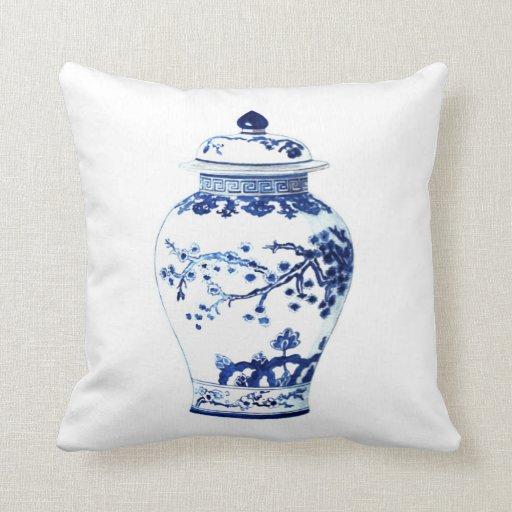 Ginger Jar No. 3 Pillow