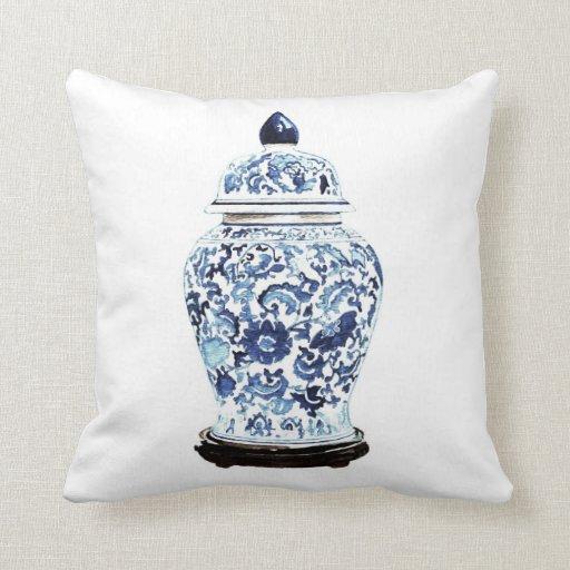 Ginger Jar No. 4 Pillow